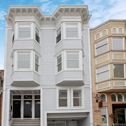 Rent this 3 bed condo on 3579;3581;3583;3589 Sacramento Street in San Francisco, CA 94118