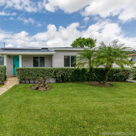 Rent this 4 bed house on 7375 Southwest 38th Street in Ludlam, FL 33155