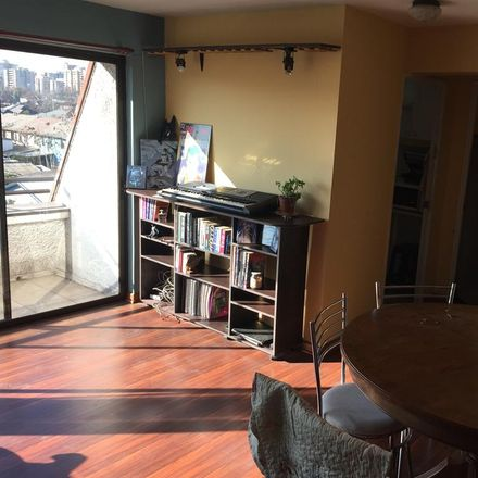 Rent this 1 bed room on Carlos Reed in 750 0000 Providencia, Chile