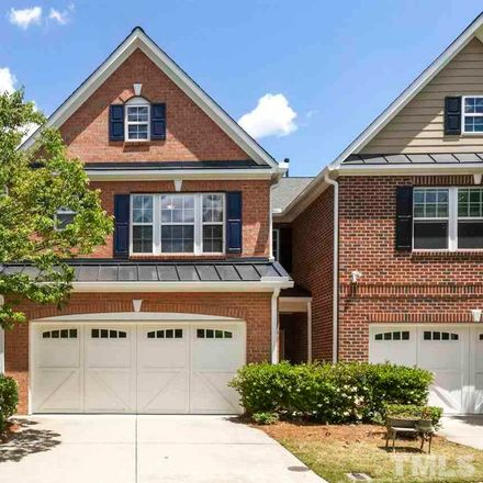 Rent this 3 bed townhouse on 407 Weatherbrook Way in Cary, NC 27513