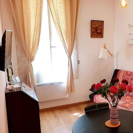 Rent this 1 bed apartment on 1 Rue Boissy d'Anglas in 06000 Nice, France