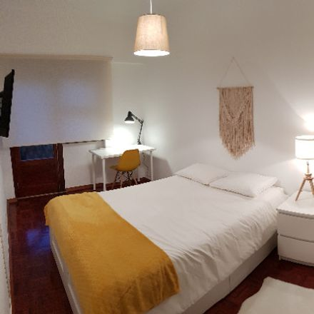 Rent this 5 bed room on Av. Gomes Pereira in 1500-328 Lisboa, Portugal