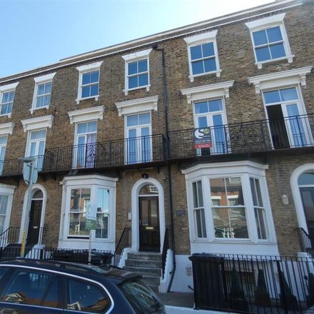 Rent this 2 bed apartment on 6 Westbrook Gardens in Thanet CT9 5DJ, United Kingdom