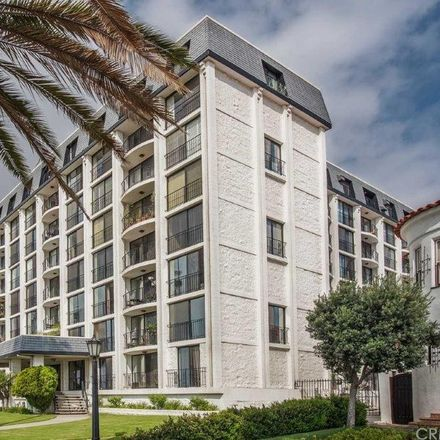 Rent this 2 bed condo on 2601 East Ocean Boulevard in Long Beach, CA 90803