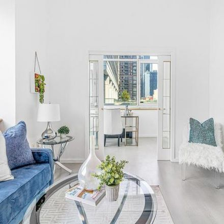 Rent this 1 bed condo on Atelier in 625 West 42nd Street, New York