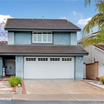 Rent this 4 bed house on 22892 Cedarspring in Lake Forest, CA 92630