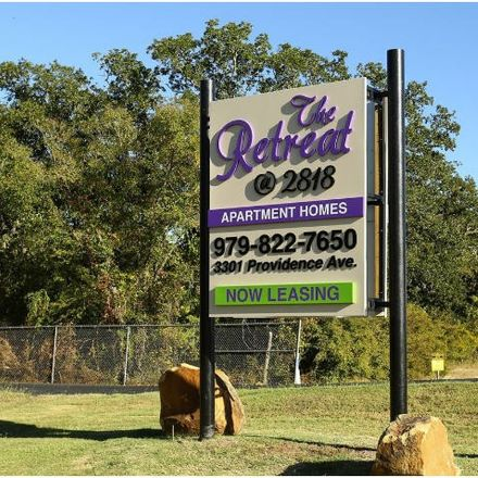 Rent this 3 bed apartment on 529 West 18th Street in Bryan, TX 77803