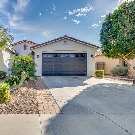 Rent this 3 bed house on 2769 East Rakestraw Lane in Gilbert, AZ 85298