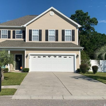 Rent this 3 bed house on 550 Ramblewood Cir in Little River, SC