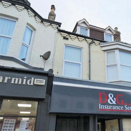 Rent this 1 bed apartment on Yorkshire in 25 Station Road, Redcar TS10 1AN