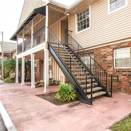 Rent this 1 bed condo on 200 Country Club Drive in Largo, FL 33771