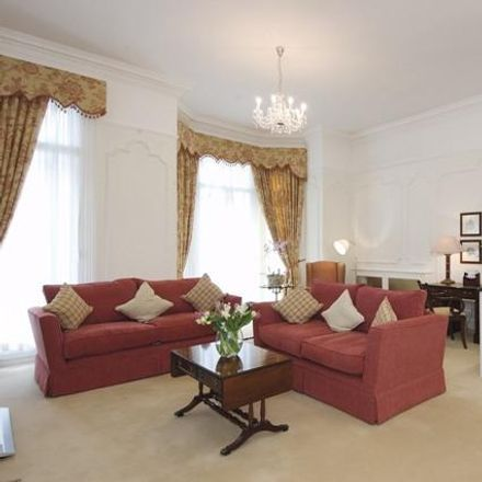 Rent this 1 bed apartment on The Sloane Club in 52 Lower Sloane Street, London SW1W 8BS