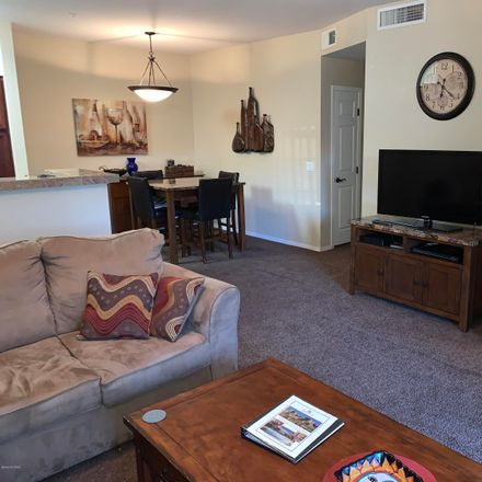 Rent this 2 bed condo on 1500 E Pusch Wilderness Dr in Tucson, AZ