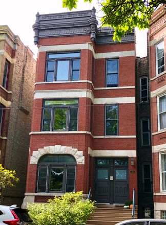 Rent this 2 bed condo on 1118 North Wolcott Avenue in Chicago, IL 60622
