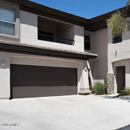 Rent this 2 bed townhouse on 20121 North 76th Street in Scottsdale, AZ 85255