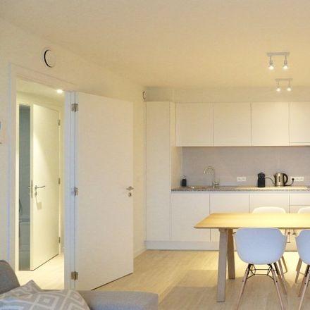 Rent this 1 bed apartment on Pentathlonlaan - Avenue du Pentathlon in 1140 Evere, Belgium