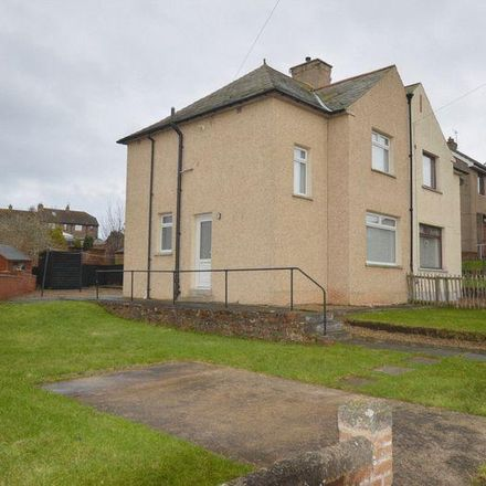 Rent this 3 bed house on Sunnyside Crescent in Spittal TD15 2DL, United Kingdom