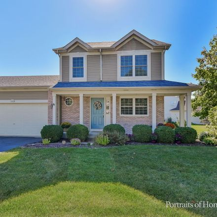 Rent this 3 bed house on 100 Mark Court in Oswego, IL 60543