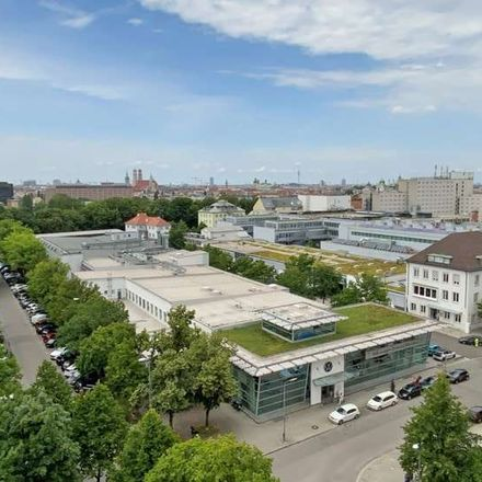 Rent this 1 bed apartment on Rablstraße 16 in 81669 Munich, Germany