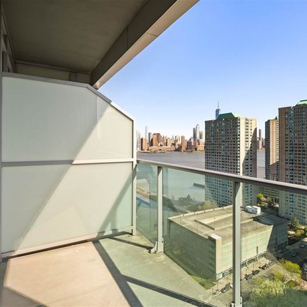 Rent this 2 bed apartment on Newport Pkwy in Jersey City, NJ