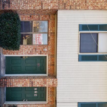 Rent this 2 bed duplex on 227 Shrum Ct in Irving, TX 75060
