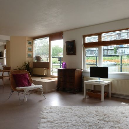 Rent this 1 bed apartment on Zeeburgerpad in Amsterdam, Netherlands
