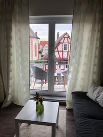Rent this 1 bed apartment on Hauptstraße 4 in 61118 Bad Vilbel, Germany