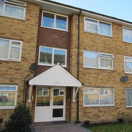 Rent this 2 bed apartment on Sylvia Close in Basingstoke RG21 3ND, United Kingdom
