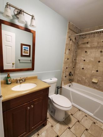 Rent this 2 bed condo on 1382 Ocean Avenue in Sea Bright, NJ 07760