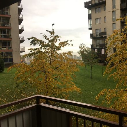 Rent this 1 bed apartment on Salomėjos Nėries g. 53 in 06306 Vilnius, Lithuania