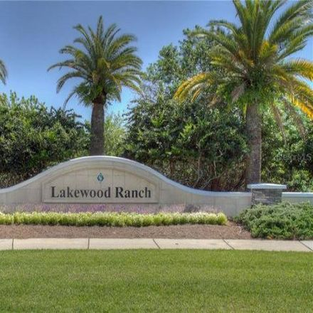 Rent this 3 bed condo on Lake Vista Court in Manatee County, FL 34201