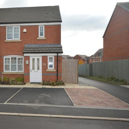Rent this 3 bed house on Redshank Place in Hollinsgreen CW11 3JR, United Kingdom
