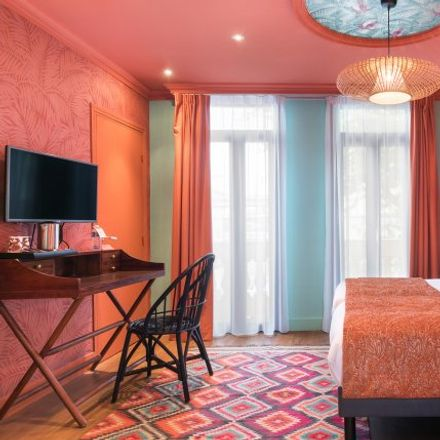 Rent this 1 bed room on 29 Avenue Thiers in 06000 Nice, France