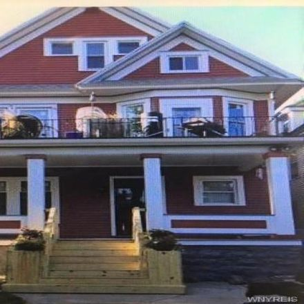 Rent this 3 bed apartment on 573 Potomac Avenue in Buffalo, NY 14222