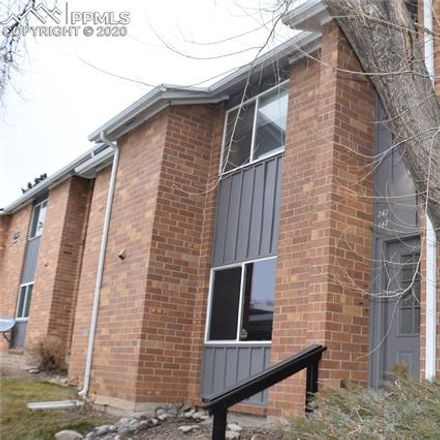 Rent this 2 bed condo on 1625 North Murray Boulevard in Colorado Springs, CO 80915