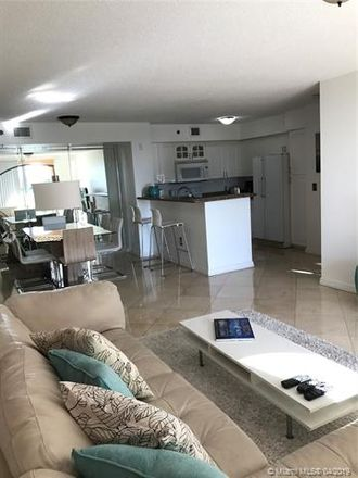 Rent this 2 bed condo on 19801 East Country Club Drive in Aventura, FL 33180