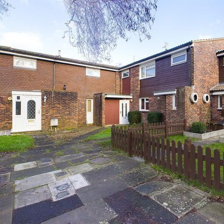 Rent this 3 bed house on Burrell Court in Twyne Close, Crawley RH11 8JR
