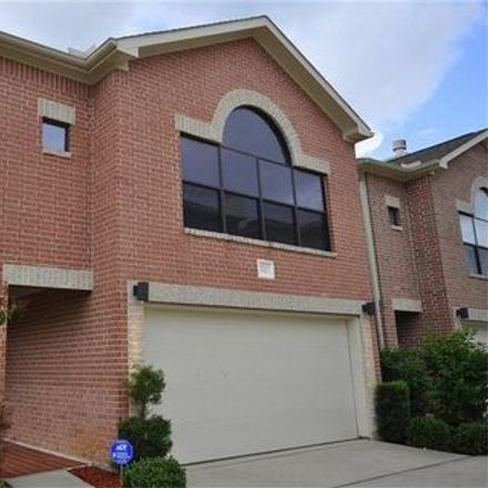 Rent this 3 bed apartment on 3728 Omeara Drive in Houston, TX 77025