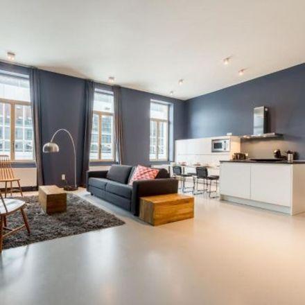 Rent this 3 bed apartment on Rue du Fossé aux Loups - Wolvengracht 14 in 1000 City of Brussels, Belgium