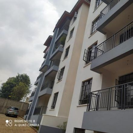 Rent this 3 bed apartment on Lower Kabete Road in Nairobi, 00606