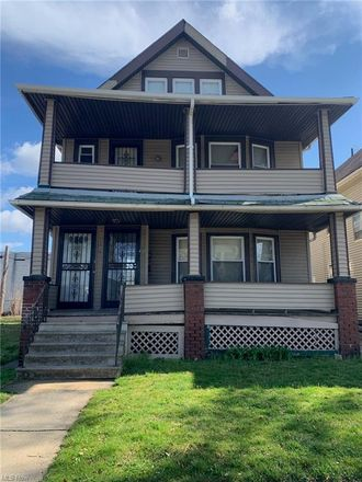Rent this 5 bed duplex on 11519 Carolina Road in Cleveland, OH 44108