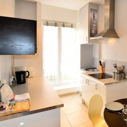 Rent this 2 bed apartment on 10 Rue Gaspard André in 69002 Lyon, France