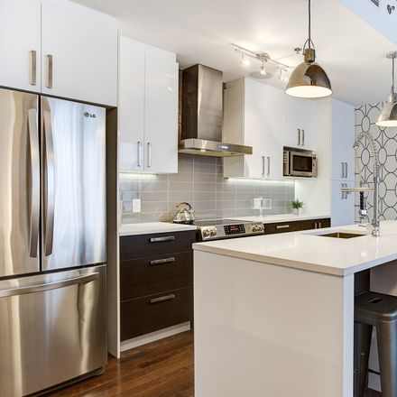 Rent this 2 bed apartment on Petit Bourgogne in Montreal, QC H3J 0A6