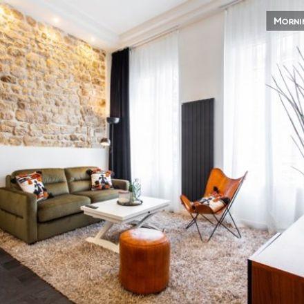 Rent this 3 bed apartment on 43 Rue de la Lune in 75002 Paris, France