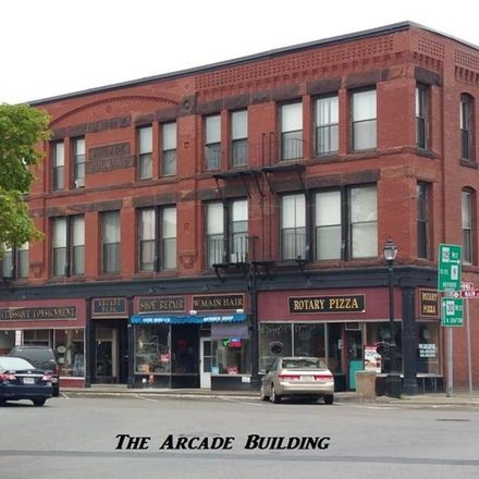 Rent this 1 bed apartment on The Arcade in 5 West Main Street, Westborough