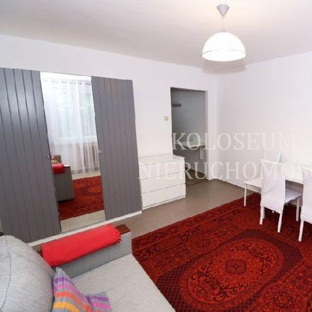 Rent this 1 bed apartment on Geofizyka Kraków in Ignacego Łukasiewicza 3, 31-429 Krakow