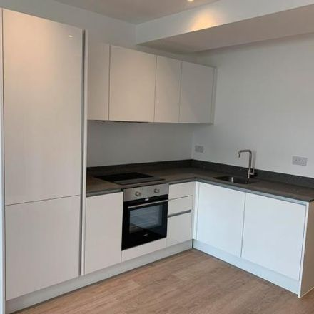Rent this 1 bed apartment on Adeyfield School in Windmill Road, Corner Hall HP2 4BJ