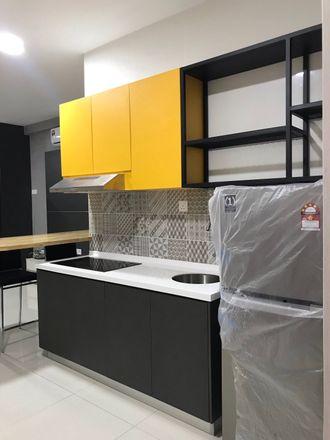 Rent this 1 bed apartment on Jalan Damansara in Brickfields, 50566 Kuala Lumpur