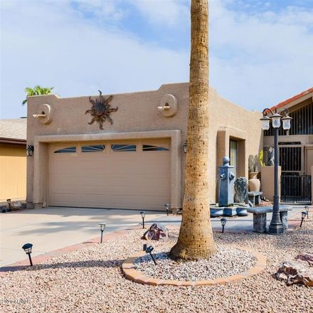 Rent this 2 bed house on 25821 South Hollygreen Drive in Sun Lakes, AZ 85248
