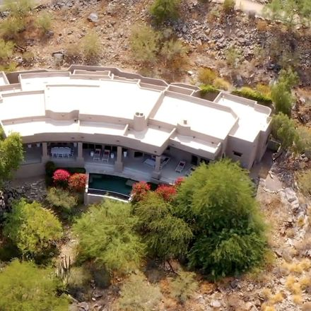 Rent this 5 bed house on 5784 East Quartz Mountain Road in Paradise Valley, AZ 85253